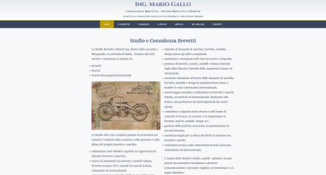realizzazione siti web biella-mario gallo